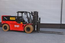 Elektrische Heftruck 12.000 kg
