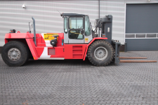 Mechanische heftruck 33.000 kg